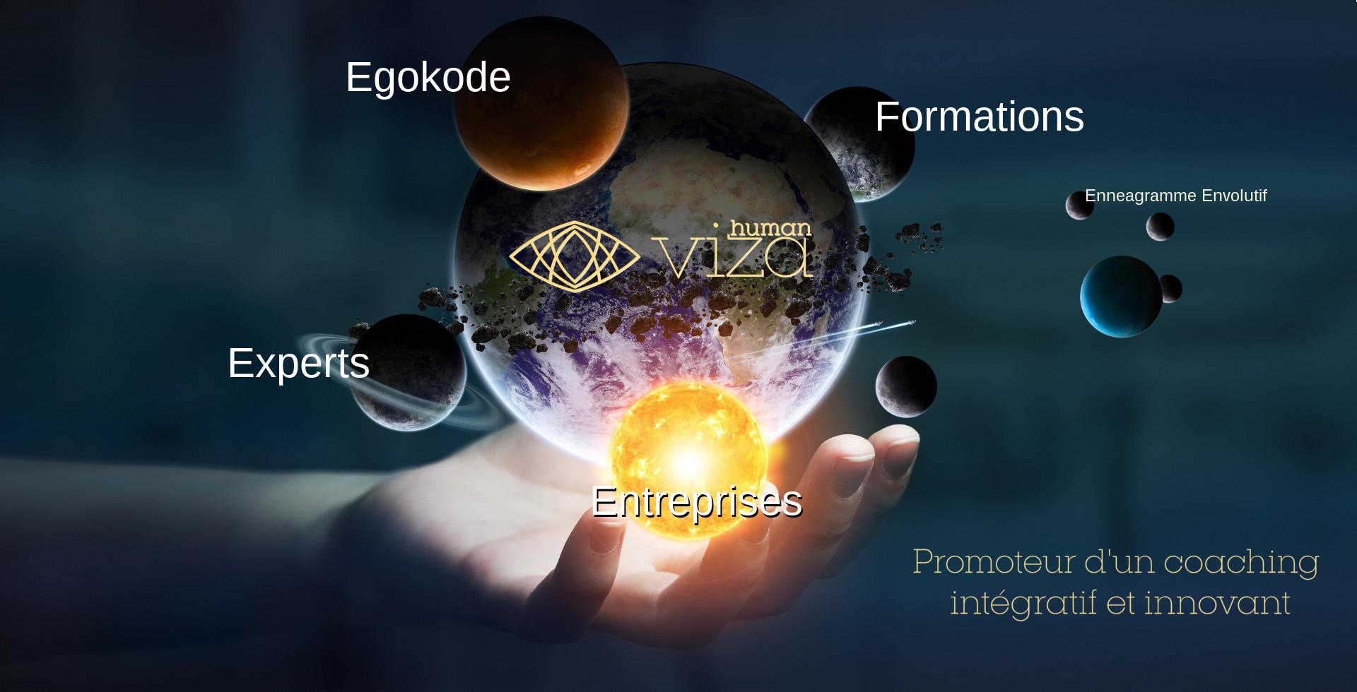 Human ViZa, promoteur d'un coaching intégratif et innovant